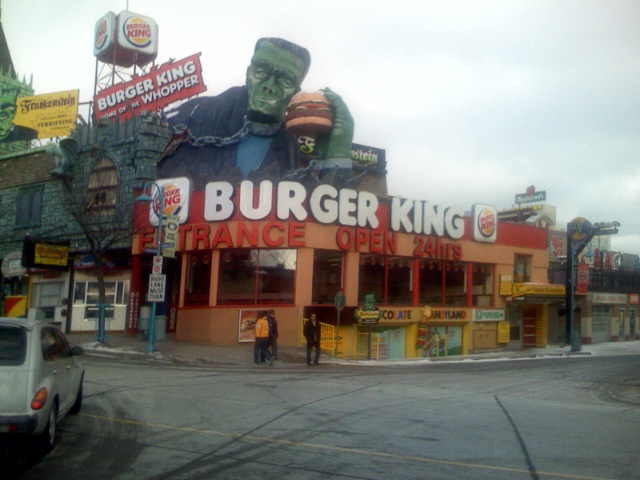 Craziest Burger King Ever